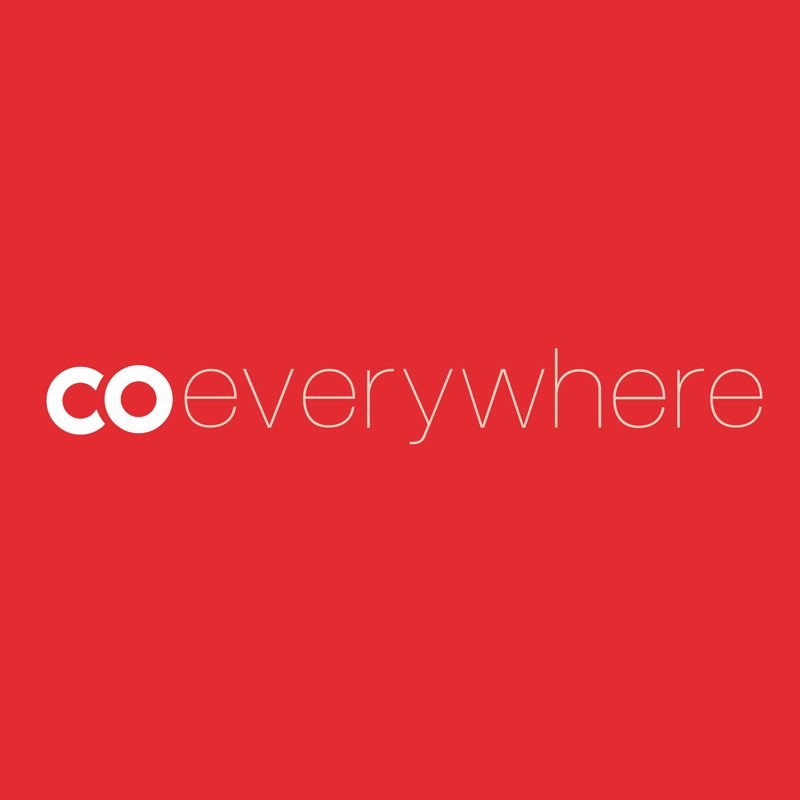 Co Everywhere Brand Guide